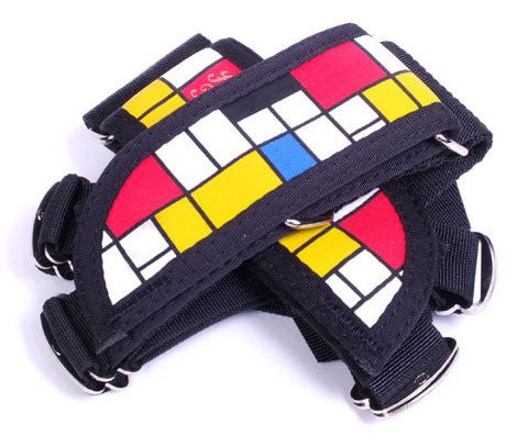 Hold Fast FRS Straps- Mondrian-ish