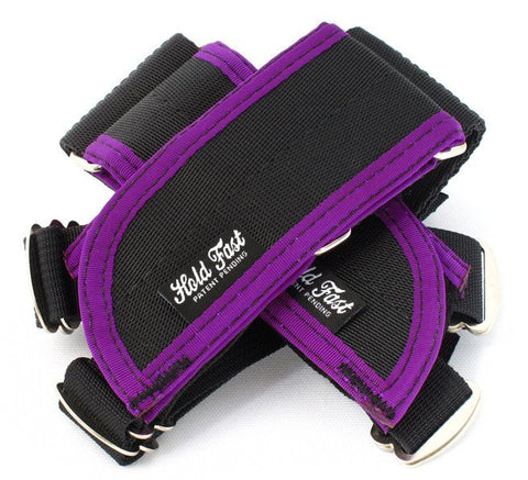Hold Fast FRS Straps-Purple