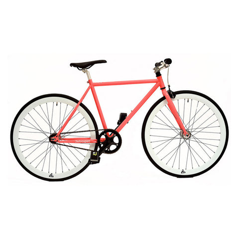 Retrospec Mantra Fixed-Gear / Single-Speed - Coral