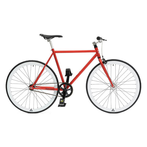 Retrospec Mantra Fixed-Gear / Single-Speed - Crimson