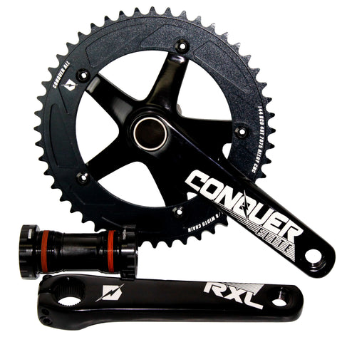 Conquer Elite RXL External Bearing Crank Set