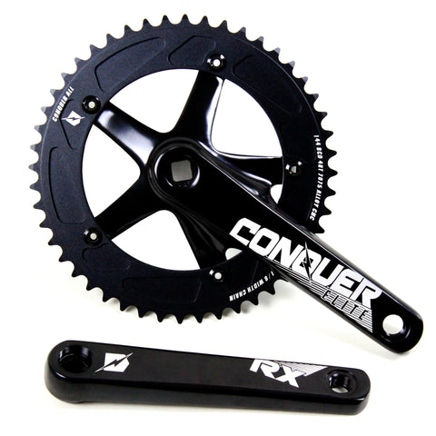 Conquer Elite RX Square Tapered Crankset