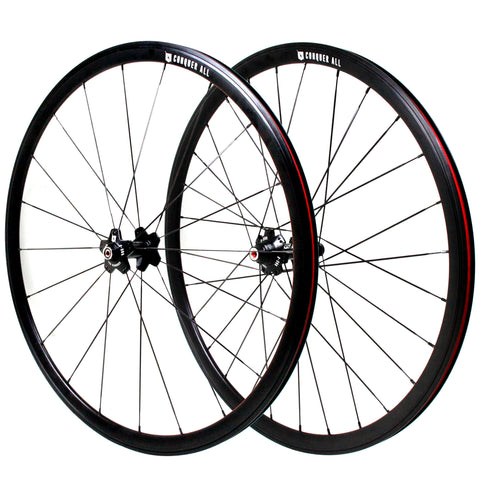 Conquer Elite S-300 Track Wheel Set