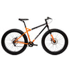 State Bicycle Co. Megalith Fat Bike - Midnight Blue/Orange