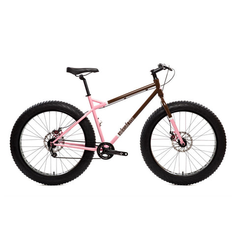 State Bicycle Co. Megalith Fat Bike - Neapolitan - 8speed