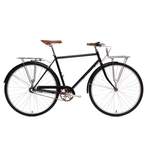 State Bicycle Co. - The Elliston 3sp Deluxe City