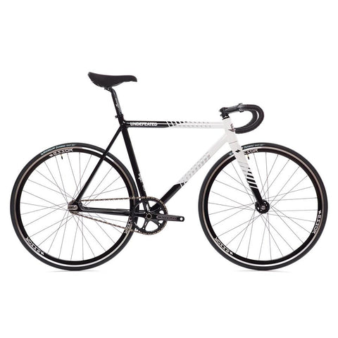 State Bicycle Co. Undefeated II Black & White Edition