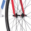 State Bicycle Co. Warhawk CycloCross Bike - Red/White/Blue