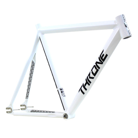 Throne 2017 Supreme Lo Frame - White