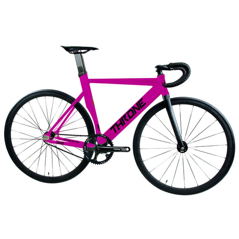 Throne 2017 Trk Lrd Complete - Pink