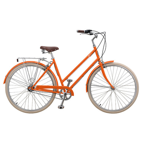 Brooklyn Bicycle Co. W3 Tangerine