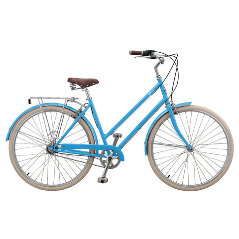 Brooklyn Bicycle Co. W7 Columbia Blue