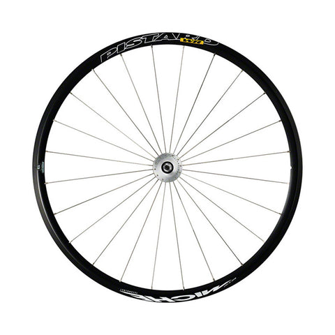 Miche Pistard WR Track Clincher Wheelset, 24/32 Hole