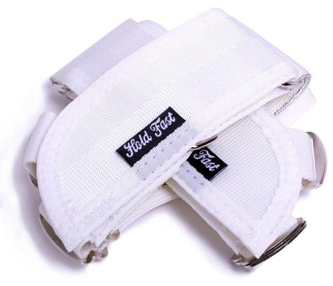 Hold Fast FRS Straps-White