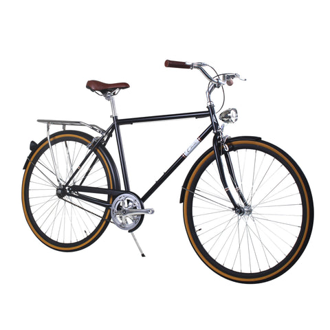 Civic Men Single Speed - Black Copper