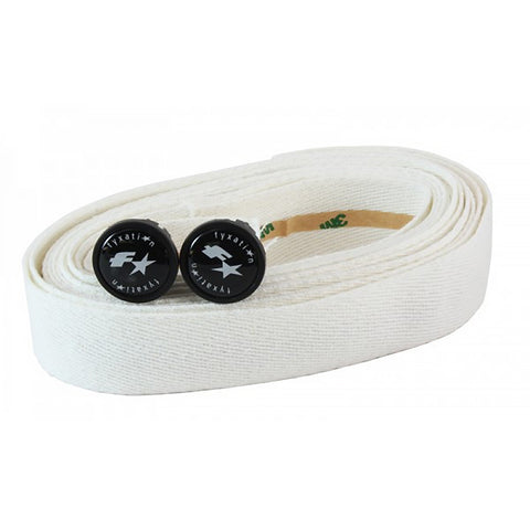 Fyxation Loop Cloth Bar Tape White