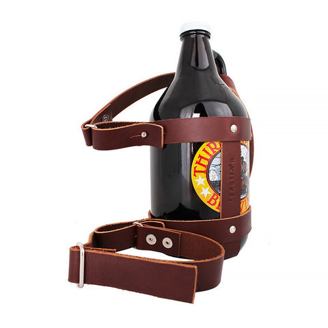 Fyxation Growler Caddy with Removable Shoulder Strap