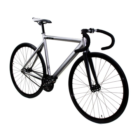 Prime Alloy Series Grey Fixed Gear