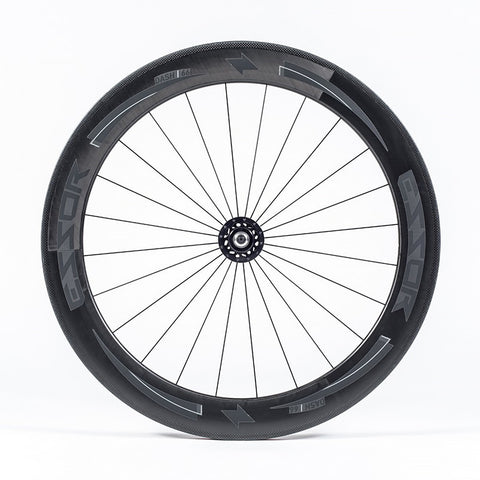 Essor USA - Dash 66mm Carbon Clincher Track Wheel Set
