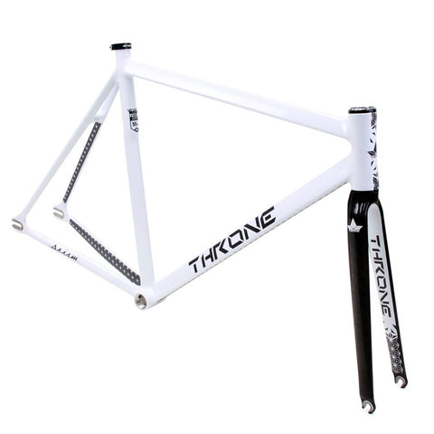 Throne Prism Frameset - White