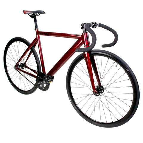 Prime Alloy Series Red Fixed Gear