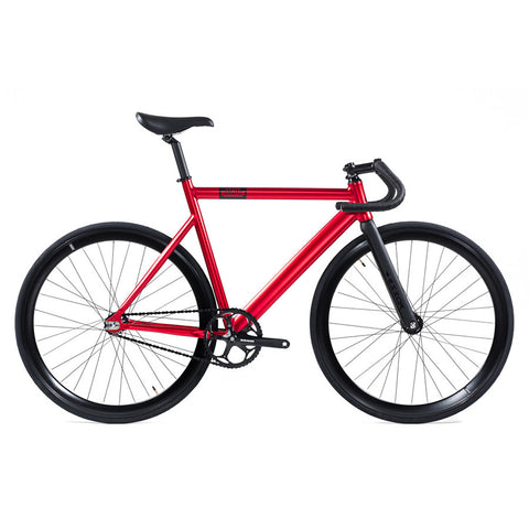State Bicycle Co. 6061 Black Label - Matte Red