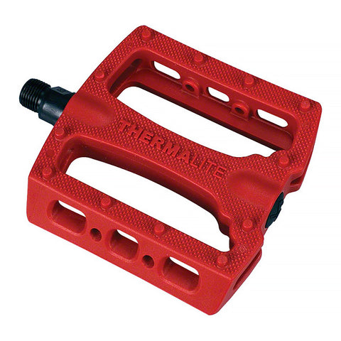 Stolen Thermalite Pedal Red