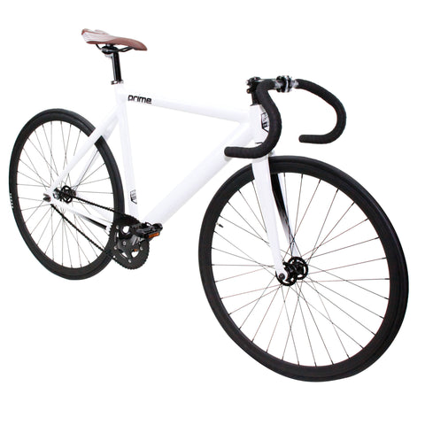 Prime Alloy Series White Fixed Gear