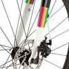 Cinelli Zydeco Cross Frame-Rainbow
