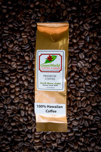 Sample Bags - 100% Hawaiian Coffee
