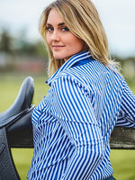 Load image into Gallery viewer, Magic Shirt Cassidy ROYAL BLUE