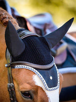 Load image into Gallery viewer, Fly Hat BLACK - PS Bridles