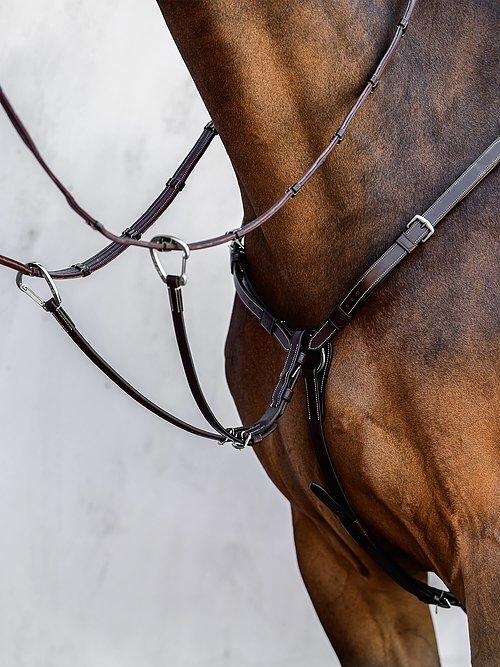 Breastplate MELBOURNE - PS Bridles