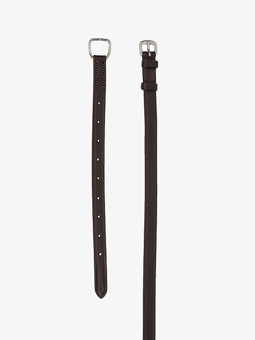 Throatlatch FLAT Dark Stitch - PS Bridles