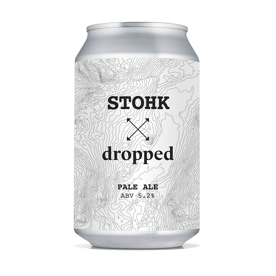 STOHK x dropped >> 12pk beer only