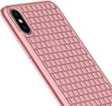 Afbeelding in Gallery-weergave laden, Baseus BV Case iPhone XS/X Roze