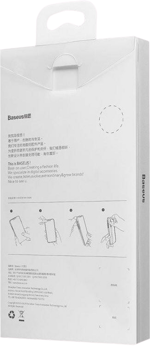 Baseus BV Case iPhone XS/X Roze