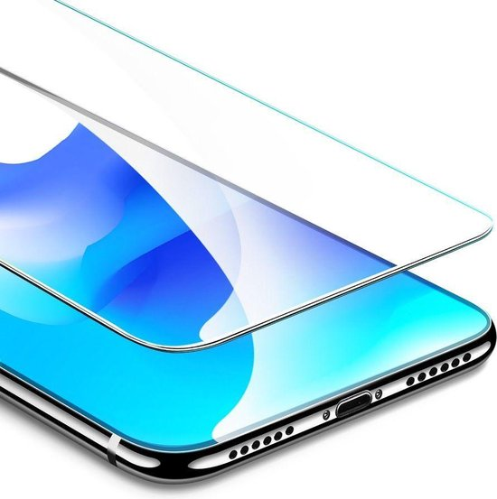ESR Tempered Glass voor Apple iPhone XR - Installatie Frame