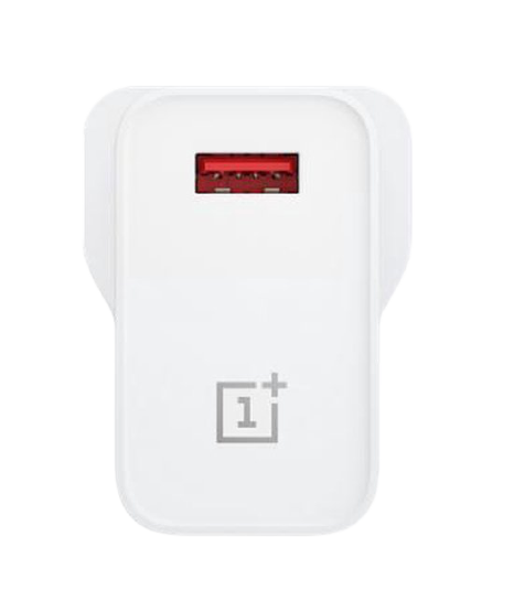 OnePlus USB Travel Charger Warp Charge 30 Power Adapter (EU) White