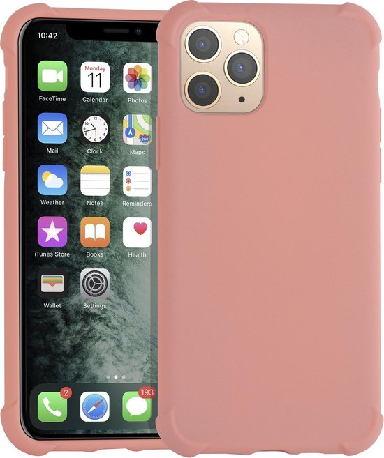 Apple iPhone 11 Backcover hoesje - silicone