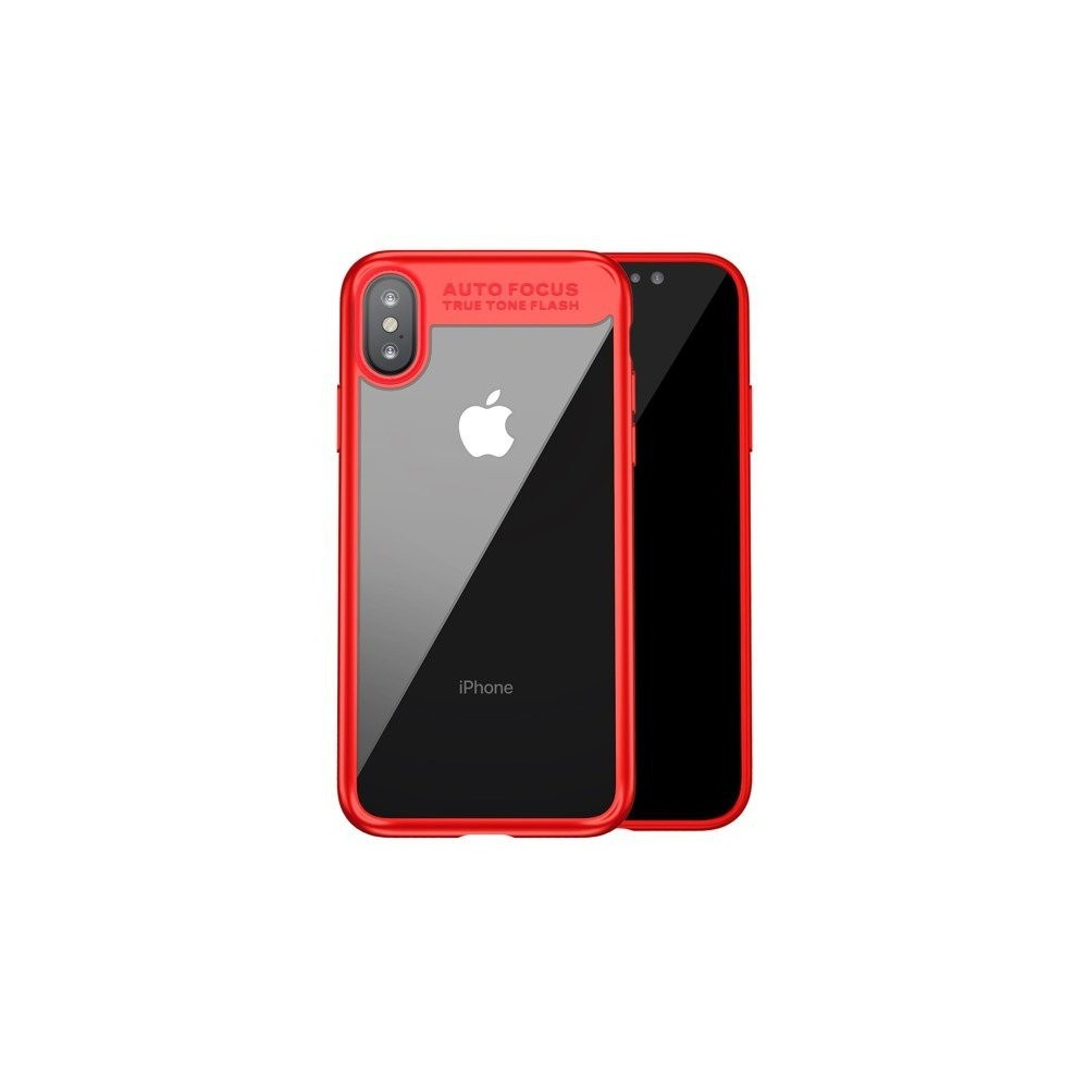 Baseus Suthin Transparent Case iPhone X / XS