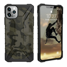 Afbeelding in Gallery-weergave laden, Shockproof Army Case voor iPhone 11 Pro