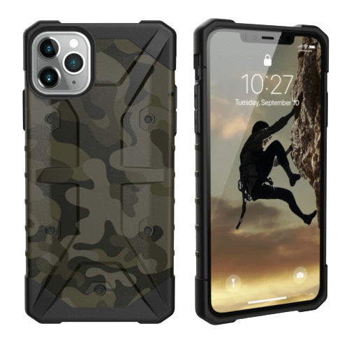 Shockproof Army Case voor iPhone 11 Pro