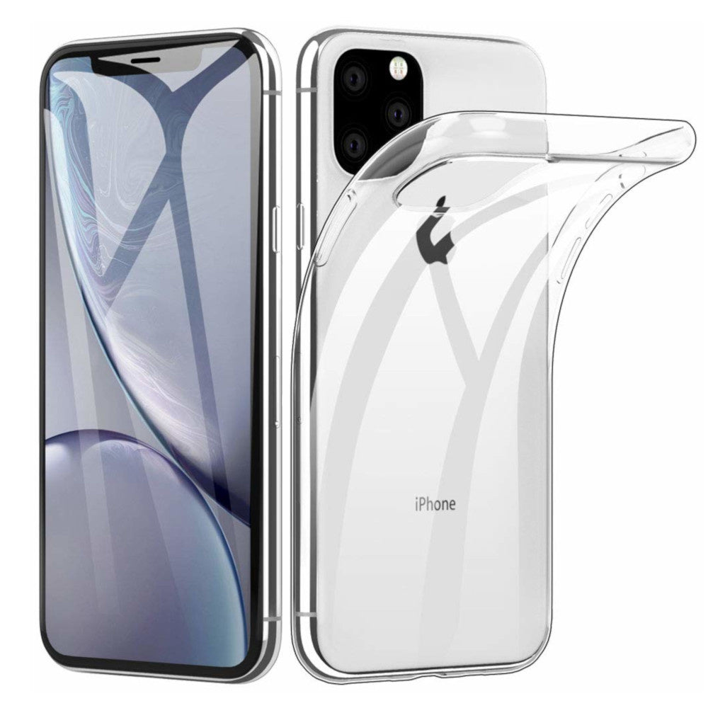 CoolSkin3T Hoesje iPhone 11 Pro Transparant