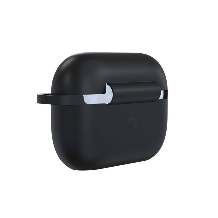 Devia Silicone Case Airpods Pro met loophole