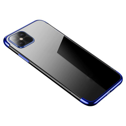 Transparant Hoesje TPU Electroplating iPhone 12 Pro Max