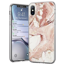Afbeelding in Gallery-weergave laden, Marmer iPhone 12 mini TPU hoesje