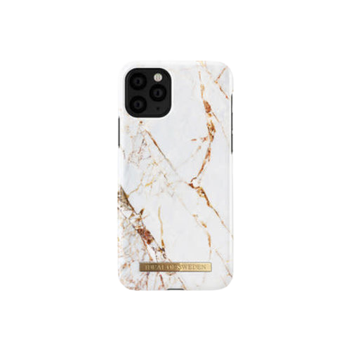 iDeal of Sweden - iPhone 11 Pro Hoesje - Fashion Back Case Carrara Gold
