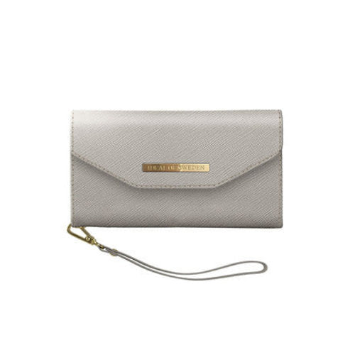 iDeal of Sweden Mayfair Clutch iPhone 11 hoesje - Grijs