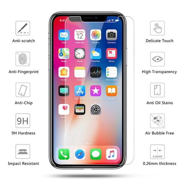 iPhone X / Xs / 11 Pro GLASS Screenprotector